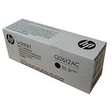 惠普(HP)Q2612AC 黑色硒鼓 适用惠普 1010/1012/1015/1018/1020plus/1022/3015