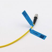 伟文(wewin)VQS-02F(蓝色)一体化线缆标签