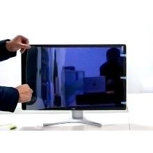 世轩 微软Surface Pro平板笔记本电脑抗蓝光防反光防眩光book高清护眼软平板电脑保护贴膜 防反光/book2 15英寸[蓝光护眼] 单片