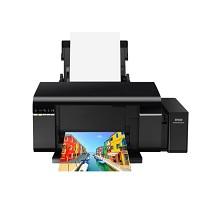 爱普生(EPSON)L805 墨仓式6色照片打印机 一年质保