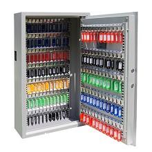 九麟 R-144 电子密码钥匙保管箱144位