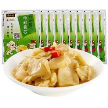六必居 休闲榨菜芯60g*10 喝粥咸菜下饭菜