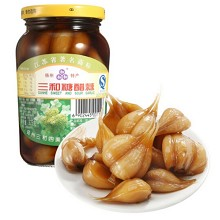 中华老字号 下饭菜咸菜酱菜小菜调味调料 375克
