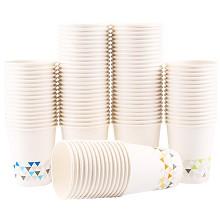 晨光(M&G)ARC92515 加厚型纸杯 250ml一次性杯子 9盎司 100只/包