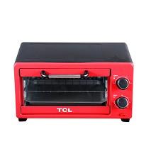 TCL TKX-JM1214 烤箱 高级钢琴烤漆机身 单台 红色