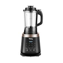 TCL TM-JM0808H 料理机 钛晶加热破壁 单台 黑色