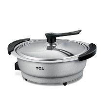 TCL TH-JM161A 炒锅 麦饭石多功能 单台 灰色