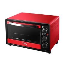 TCL TKX-JM1525 旺庭電烤箱 2臺/箱 單臺裝 紅色