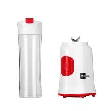 米技(MIJI)MB-1119 米技 便携果汁机 600ml 单台 白色