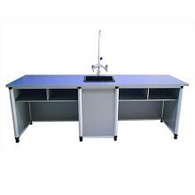 浩海 学生桌 铝木一体化台面 含桌斗 含安装