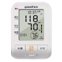 鱼跃(Yuwell)YE655B 臂式电子血压计 白色