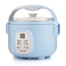 灿坤TSK-GW945 电蒸锅 纯臻微电脑隔水电炖 单台 蓝色