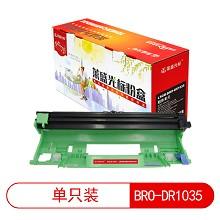 莱盛光标(laser)LSGB-BRO-DR1035 黑色墨粉盒 适用于BROTHER HL-1118/1208/1218DCP-1518 十五天质保