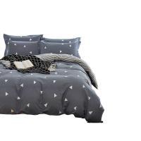 南极人(NanJiren)套件家纺全棉印花床上用品四件套纯棉床单被罩爱巢 单套