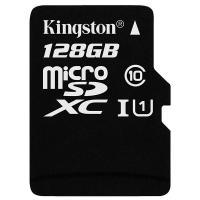 金士顿(Kingston)128GB TF(Micro SD) 存储卡 U1 C10 高速升级版 单个