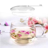 果兹(GUOZI)GZ-S13B 园趣花茶杯 250ml 单个