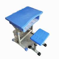 腾新 XSKZY02 塑钢课桌椅 课桌面615*415mm