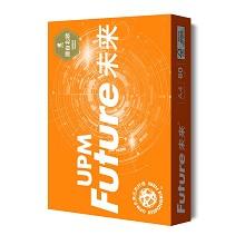UPM 橙未来 A4 80g 纯白复印纸 5包/箱 整箱价