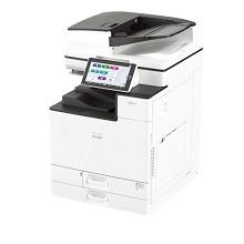 理光(Ricoh)IMC2500 A3彩色激光数码一体机 智能触摸屏 含输稿器(双面网络打印 彩色复印 彩色扫描)
