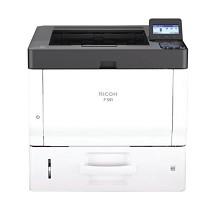 理光(Ricoh)P501 A4黑白打印机 4行网络显示屏(双面网络打印)