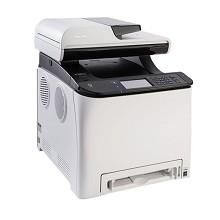 理光(Ricoh)SPC261SFNW A4彩色激光打印机 含输稿器 全彩触摸屏(双面打印 复印 扫描 传真四合一)