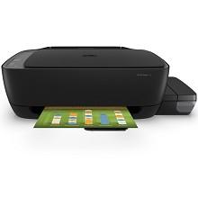 惠普(HP)Ink Tank 310 A4彩色喷墨多功能一体机 打印/复印/扫描 不支持网咯打印 19页分钟 手动双面打印 适用耗材:GT51/52系列 一年保修