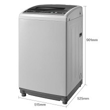 美的(Midea)MB55V30 洗衣机 波轮式全自动5.5公斤 单台