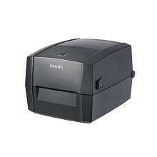 得力(deli)DL-999T 热敏热转印两用打印机 二维码标签快递单打印 黑色
