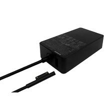微软(Microsoft)Surface电源适配器44W 一个 黑色