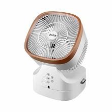 歌林(kolin)L-GL3025W 电风扇 芙洛拉循环扇 单台 白色