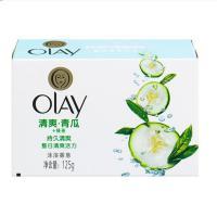 玉兰油(OLAY)沐浴香皂 水嫩清爽125g