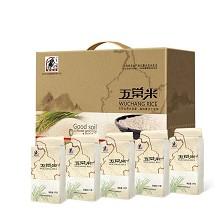 塞翁福 五常米礼盒 单盒