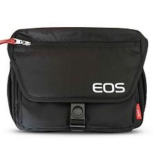 佳能(Canon)EOS 6D 原装单反单肩摄影包 适用于佳能 70D 80D 77D 700D 6D2 7D2 800D 760D 黑色