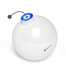 魔光球(Magiclight ball)BOMB 空气净化器 空气炸桌面弹无耗材 单个 白色