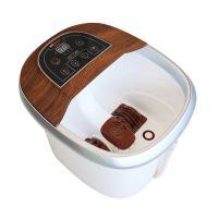 美妙(Mimir)MN-06 足浴盆 足浴按摩器 电动加热 全自动按摩 单个 高端木纹色