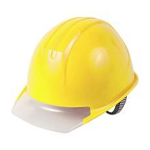 双安 MJ001  10KV绝缘安全帽 电工防触电安全头盔 抗冲击耐高低温帽 顶(黄色)