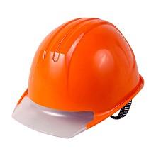 双安 MJ001  10KV绝缘安全帽 电工防触电安全头盔 抗冲击耐高低温帽 顶(橘色)