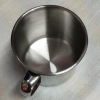 桂凤 不锈钢杯子 口径7cm 高6.5cm