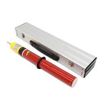 双安 Z0101 高压10kv声光验电器 铝盒包装 电工伸缩测电棒 验电笔