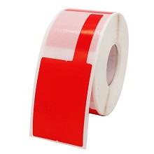 丽贴 LF25-38-40R 线缆标签/挂牌 200张/卷 单卷 红色