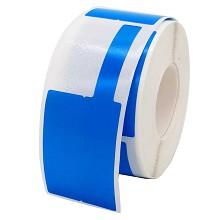 丽贴 LF25-38-40B 线缆标签/挂牌 200张/卷 单卷 蓝色