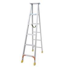 理联 LN-GR40 梯子 工程用铝合金人字梯4米 单把