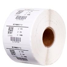 得力(deli)12003 50*30mm三防热敏/不干胶标签打印纸 1000张/卷 单卷