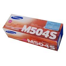 三星(SAMSUNG)CLT-M504S 紅色墨粉盒 使用機型:CLP-415N CLX-4195N/4195FN 十五天質保