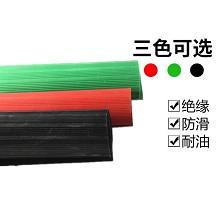 聚米(jumi)12449  绝缘地毯 绝缘橡胶板垫配电房10kv5mm 绝缘胶垫 块