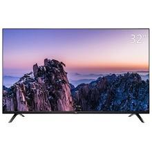TCL 32A160 32英寸经典蓝光电视 超窄边薄型设计(黑色)
