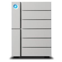 LaCie 6盘位磁盘阵列 6big Thunderbolt 3 雷电3/USB3.1 36TB STFK36000400
