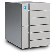 LaCie 6盘位磁盘阵列 6big Thunderbolt 3 雷电3/USB3.1 48TB STFK48000400