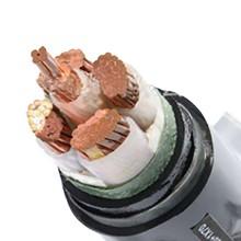 泰锐-1KV低压动力铜芯电力电缆-ZR-YJV-0.6/1KV-4*35+1*16