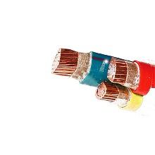 泰锐-1KV低压动力铜芯电力电缆-ZR-YJV-0.6/1KV-3*4